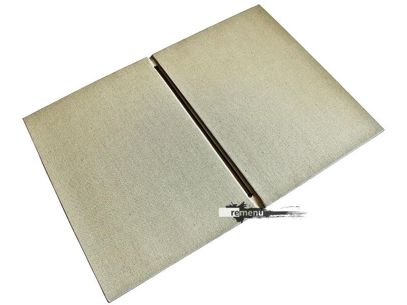 Папки из ткани