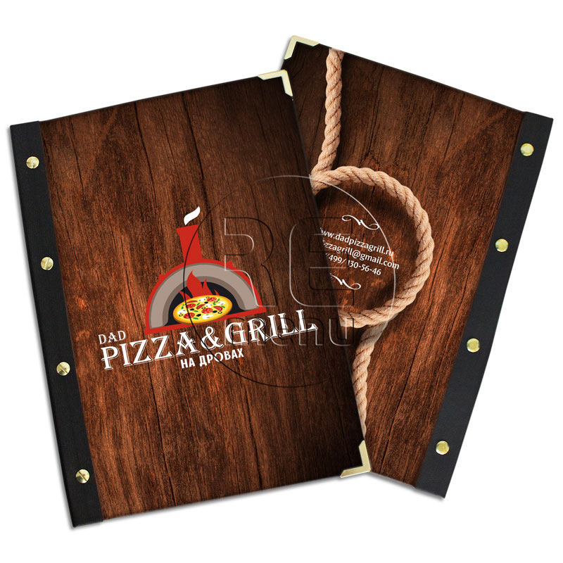DAD Pizza & Grill меню кафе